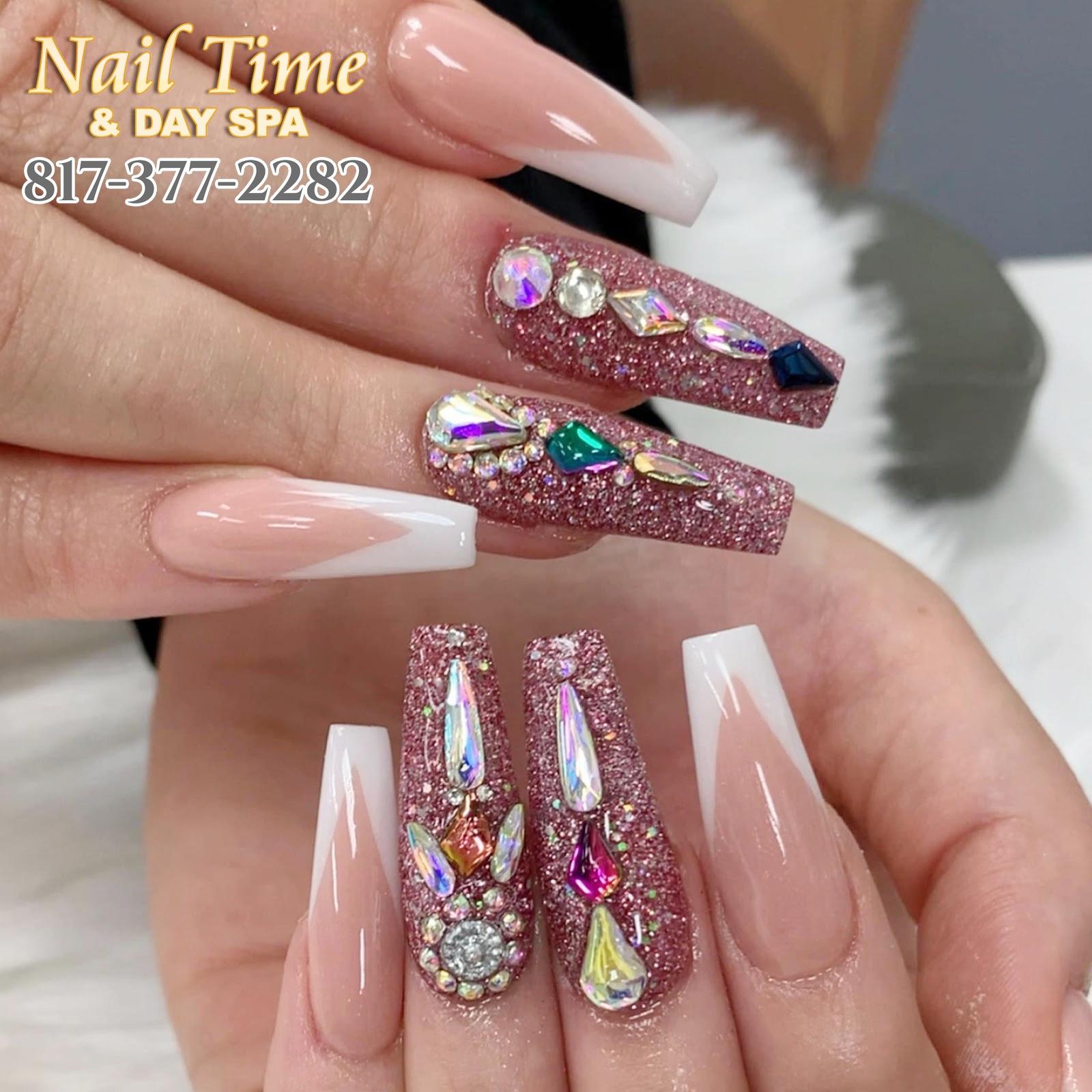 Nail Time & Day Spa